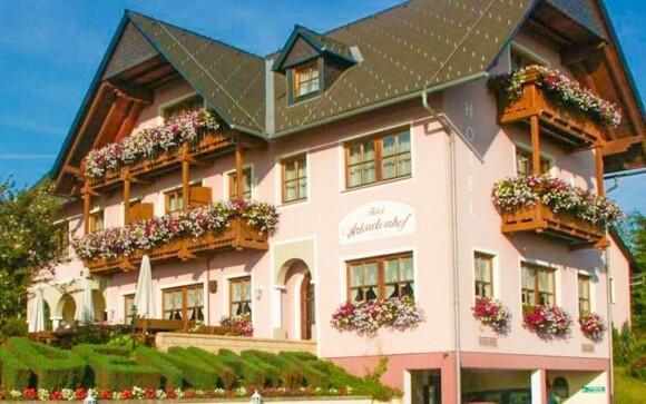 Hotel najdete v malebné oblasti rakouského Štýrska