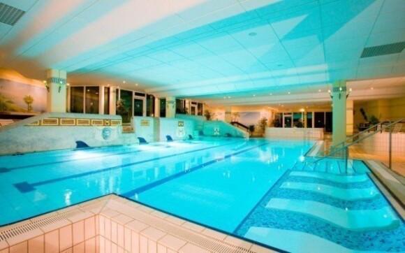 Luxusní bazény jsou skvělým místem pro relax