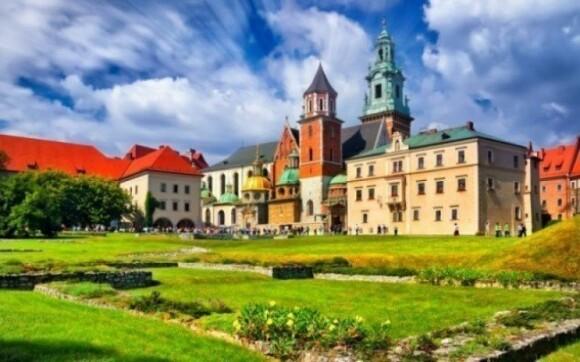 Malebné okolí hotelu Comfort Express Krzywaczka*** v Krakově