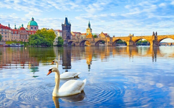 Dopřejte si romantický pobyt přímo na Vltavě