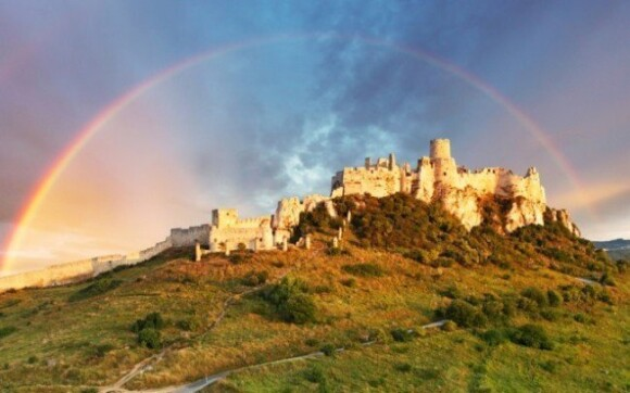 Zapomenou byste rozhodně neměli na návštěvu Spišského hradu