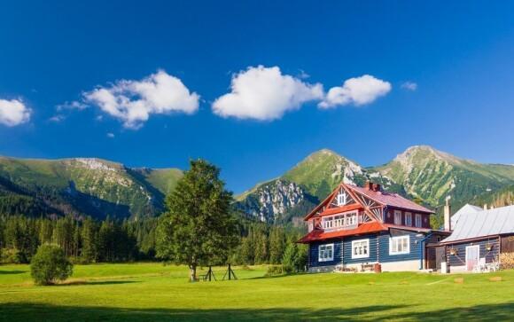Vysoké Tatry se můžou chlubit nedotčenou přírodou