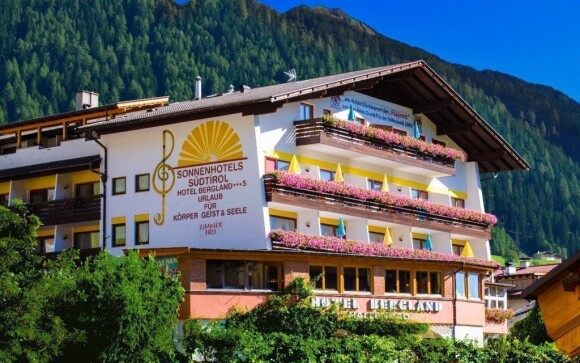 Vyrazte do hotelu Bergland v Jižním Tyrolsku