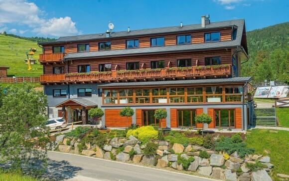 Užijte si perfektní dovolenou v hotelu Bachledka Strachan****