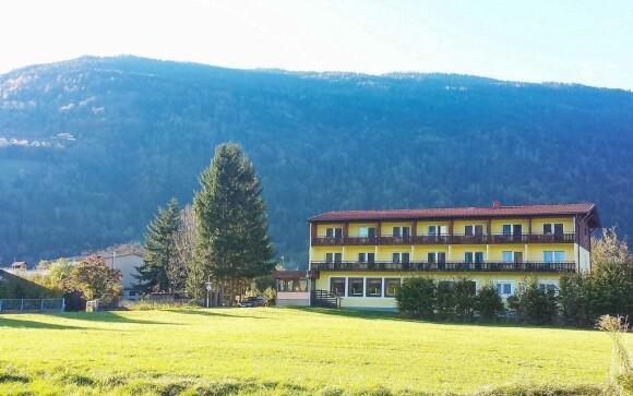 V hotelu Bella Vista strávíte perfektní dovolenou