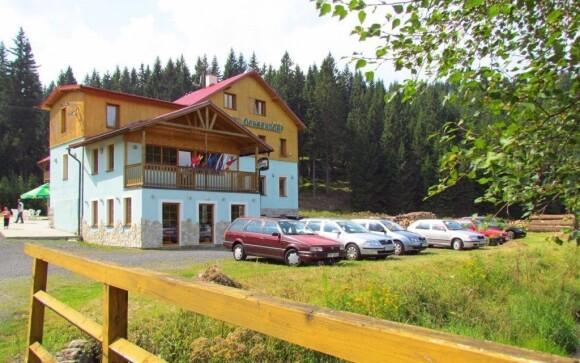Vyrazte na dovolenou do Krušných Hor do hotelu Ochsendorf