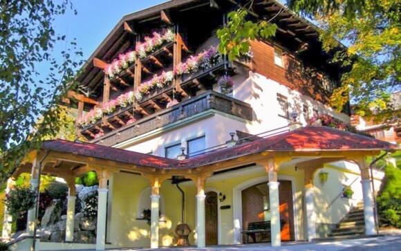 Vyrazte na dovolenou do alpské přírody a ubytujte se v hotelu Savisalo