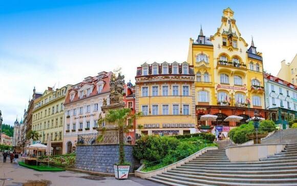Karlovy Vary nabízí spoustu možností, jak strávit volný čas