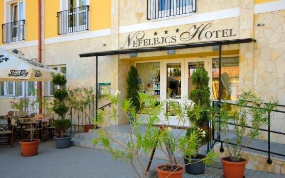 Luxusní hotel Nefelejc Vás nadchne rodinný prostředím a ochotným personálem