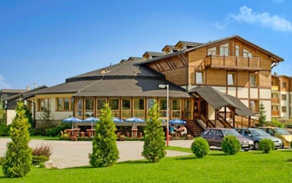 Moderní ubytování ve stylovém hotelu Eufória***