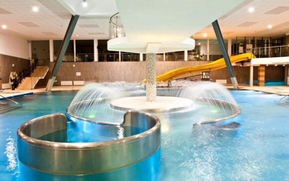 V ceně máte také vstup do aquaparku Dolný Kubín