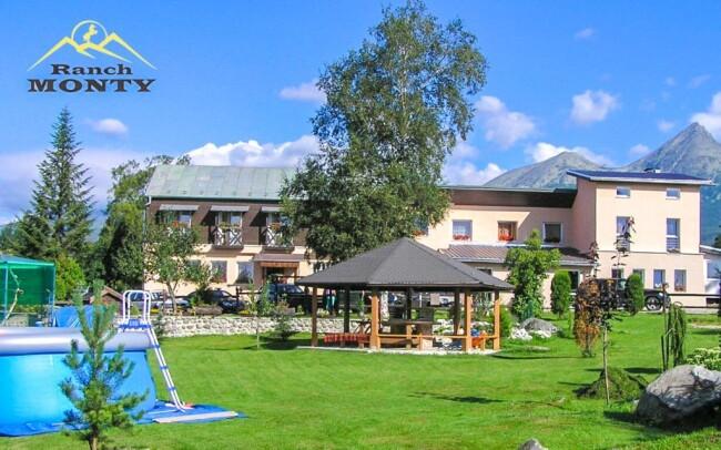 38% Vysoké Tatry: 3-5 denní pobyt pro DVA v Penzionu…