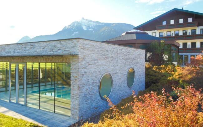 44% Rakousko: 3-5 denní pobyt pro DVA v Hotelu…