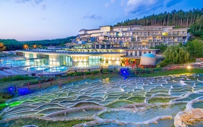 30% Maďarsko: 3-5 denní pobyt v hotelu Saliris Resort…