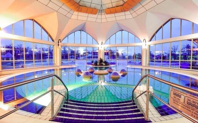 43% Maďarsko: 3-5 denní luxusní pobyt v Park Inn…