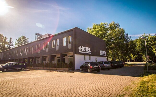 64% Střední Čechy: 3-4 denní pobyt pro DVA v Hotelu…