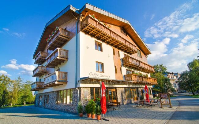 52% Vysoké Tatry: 3-4 denní rodinný pobyt ve Vile…