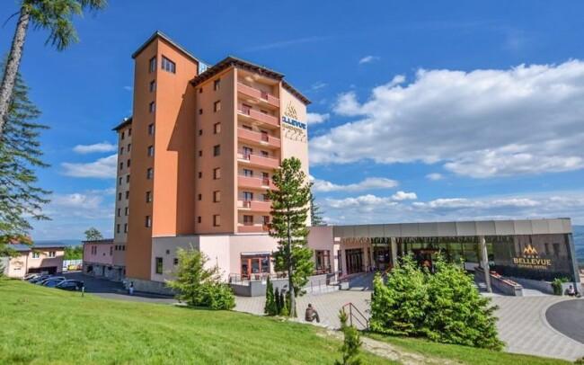 35% Vysoké Tatry: 3-6 denní pobyt pro DVA v Grand…