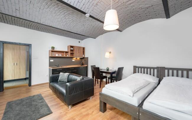 10% Jizerské hory: 3-5 denní pobyt v apartmánech…