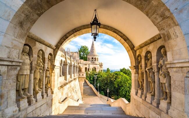 33% Maďarsko: 3-4 denní pobyt v City Hotelu Pilvax **…