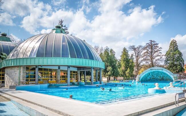 42% Maďarsko: 3-5 denní pobyt pro DVA v Park Hotelu…