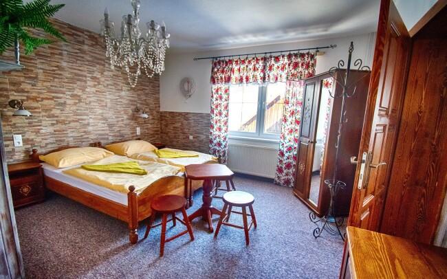 36% Tatry: 3-4 denní pobyt pro DVA v penzionu Šilon s…