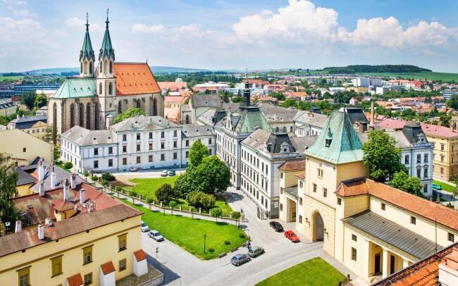 45% Morava: 3-7 denní pobyt pro DVA v Hotelu…