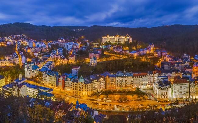 50% Karlovy Vary: 3-5 denní lázeňský pobyt pro DVA v…