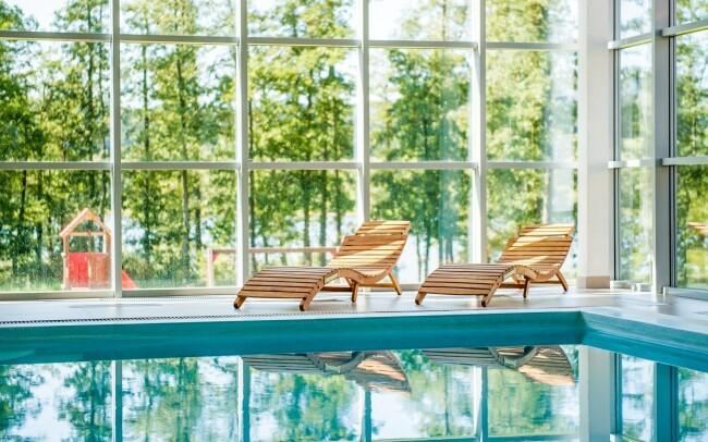 35% Lipno: 2-4 denní wellness pobyt pro DVA v hotelu…