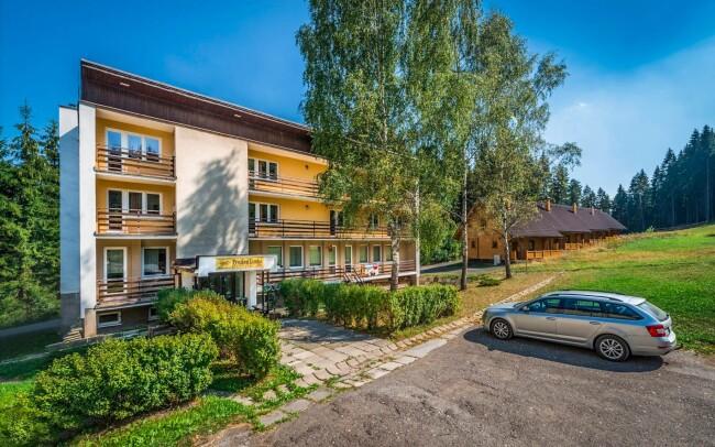 46% Nízké Tatry: 3-7 denní pobyt pro DVA v Penzionu…
