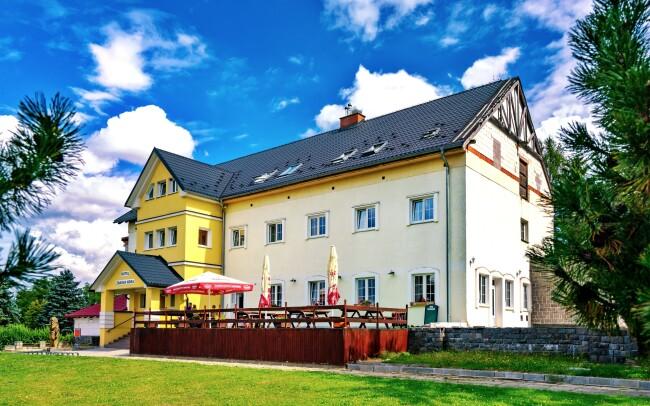 50% Vysočina: 3-4 denní pobyt pro DVA v Hotelu Žákova…