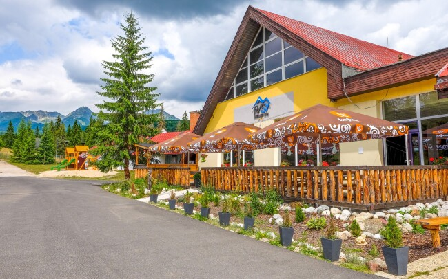 49% Vysoké Tatry: 3–4 denní pobyt pro DVA v Hotelu…