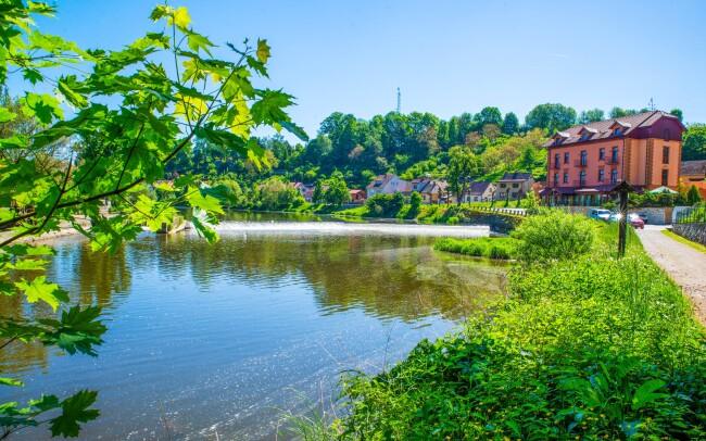 50% Jižní Čechy: 3–8 denní pobyt pro DVA v Hotelu…