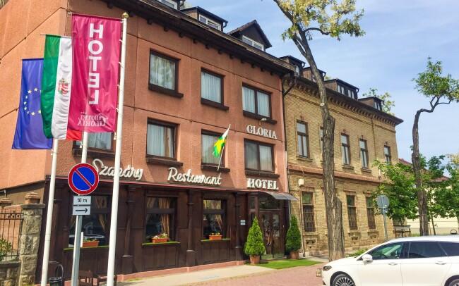 50% Budapešť: 3–5 denní pobyt pro DVA v Hotelu Gloria…