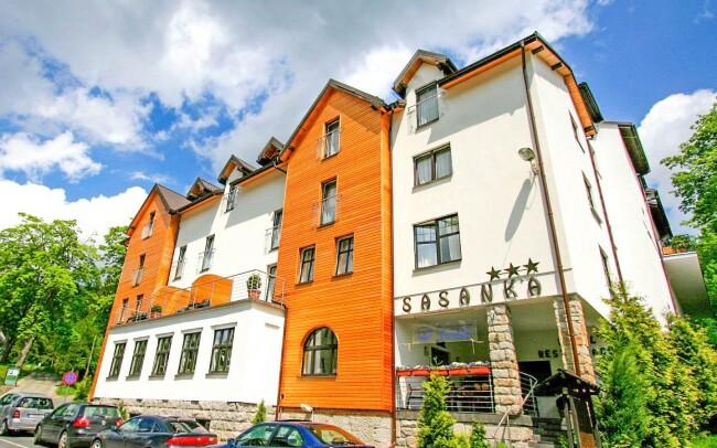 32% Polské Krkonoše: Szklarska Poręba v Hotelu…
