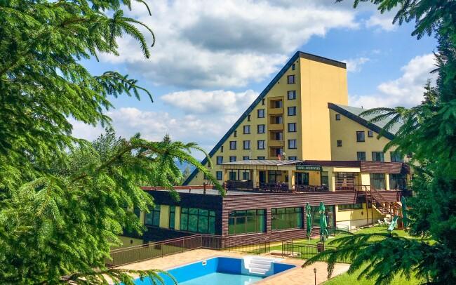 33% Bílé Karpaty: 3–6 denní pobyt pro DVA v Horském…