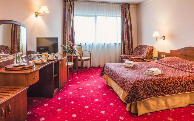 35% Polsko, Krakov: 2–4 denní pobyt pro DVA v Hotelu…