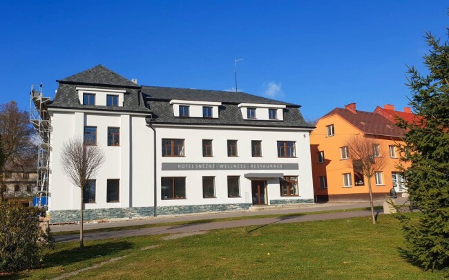 30% Vysočina: 3–8 denní pobyt pro DVA v Hotelu Sněžné…