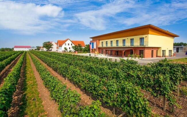 50% Jižní Morava: 3–4 denní pobyt pro DVA ve…