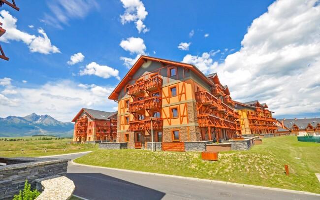 41% Vysoké Tatry: 3–8 denní pobyt pro DVA v Tatragolf…