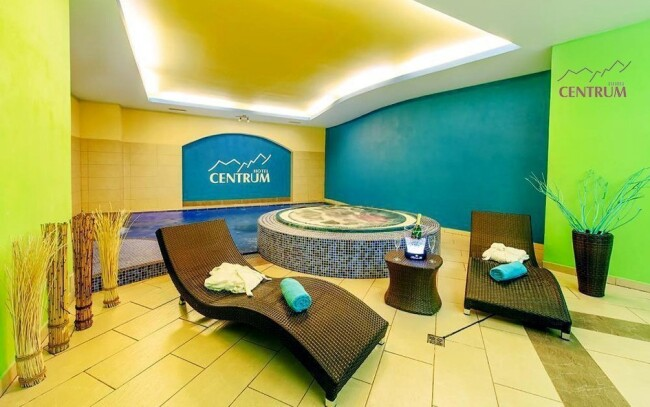40% Krkonoše: 3–6 denní pobyt pro DVA v Hotelu…