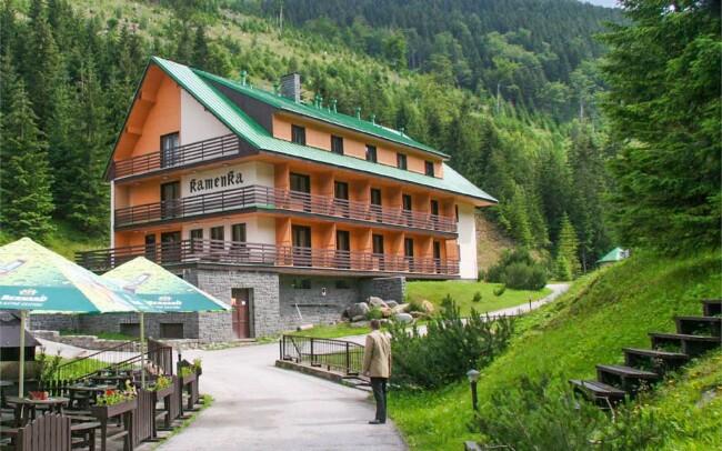 37% Špindlerův Mlýn v Hotelu Esprit *** s polopenzí,…