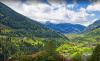 Vysoké Taury budete mať z Bad Gasteinu na dosah ruky