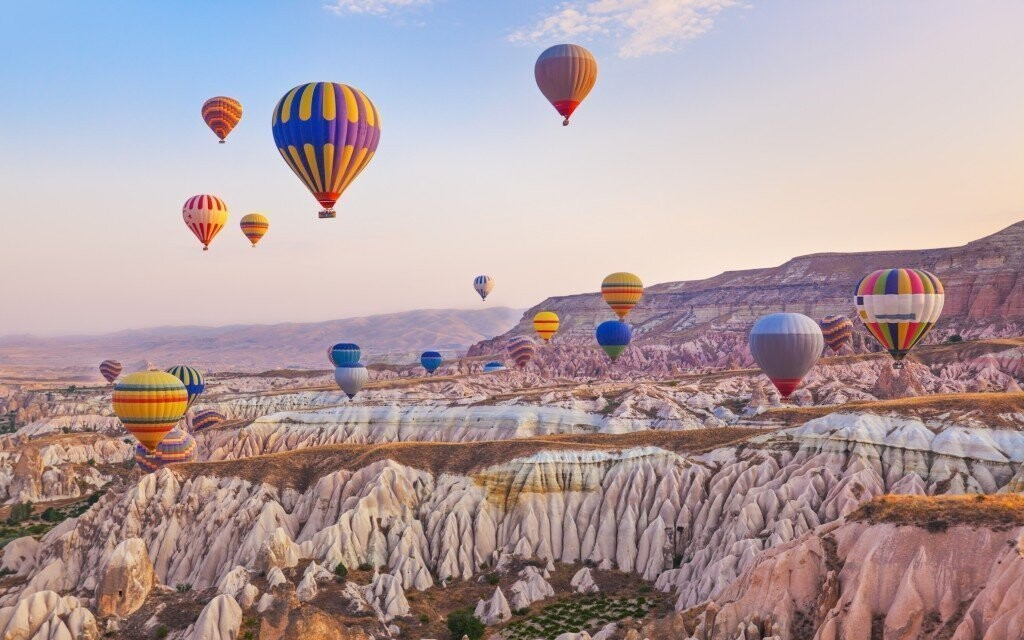 Preleťte sa v balóne a užite si skvelý výhľad