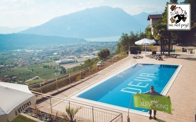 Osobně ověřený hotel u jezera Lago di Garda