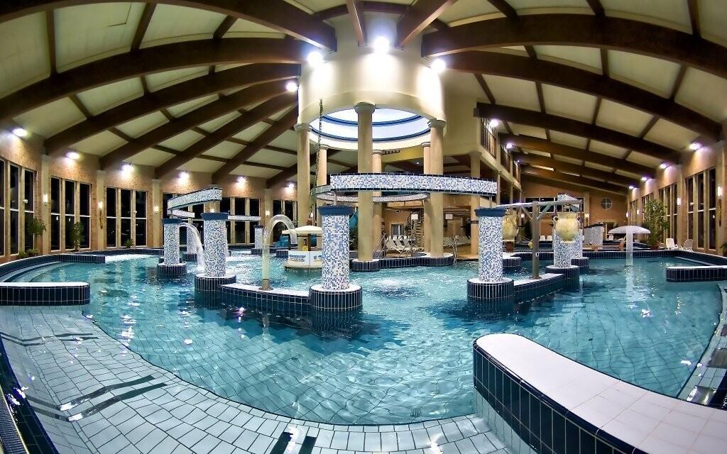 Termálne kúpele Galerius majú priam zázračnú vodu