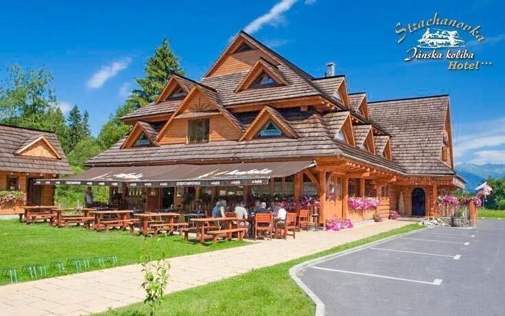 V hoteli Strachanovka *** si užijete nezabudnuteľnú rodinnú dovolenku