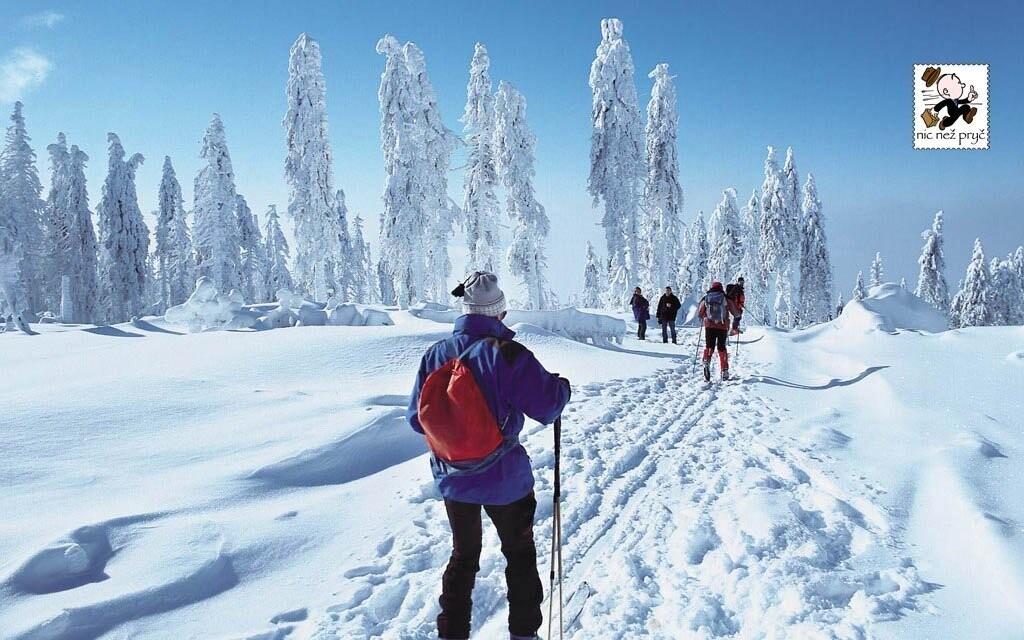 Bavorský les je ideálnou lokalitou na lyže aj bežky