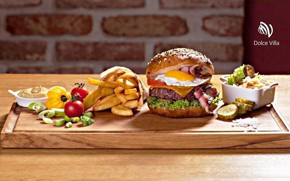 Tešte sa na vynikajúce hamburgery
