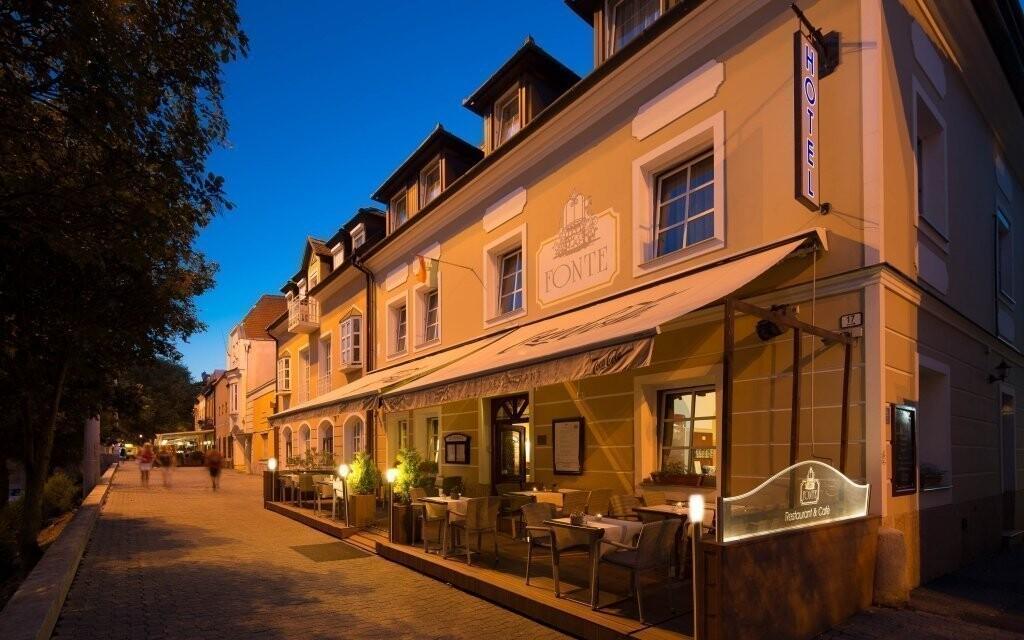 Užite si pobyt v Hoteli Fonte ***